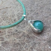 Collier de Protection pierre Aventurine