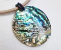 Collier naturel Nacre Abalone